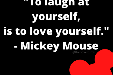 Why Being Able to Laugh at Yourself is Important Quote
