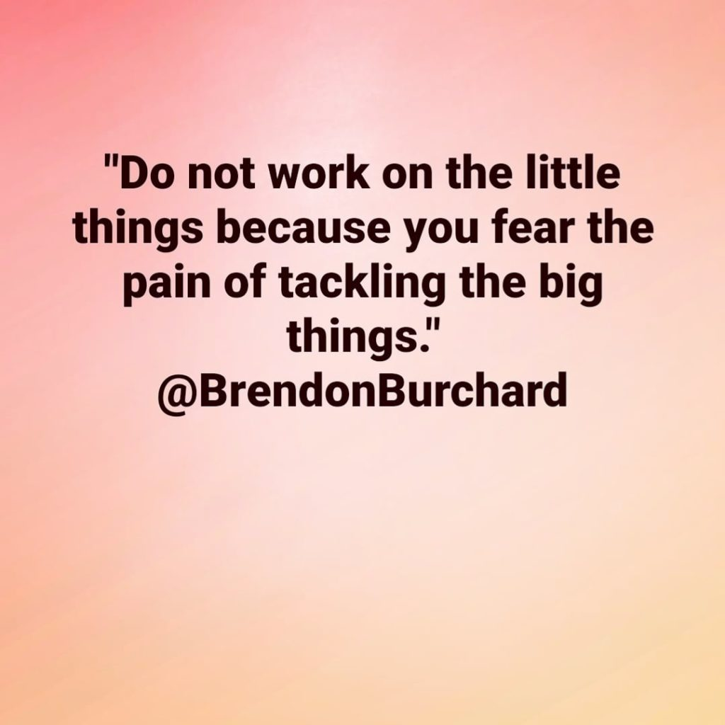Brendon Burchard Quote